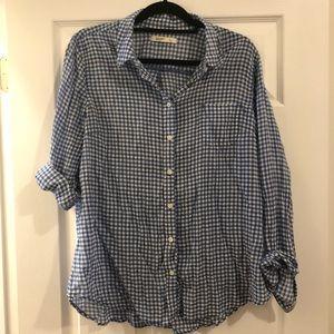Man tailored shirt